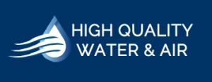 High Quality Water & Air Logo