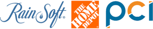 Our Partners - Rainsoft, Home Depot, PCI
